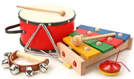 ارف موسیقی کودکانه