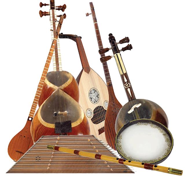 دیپلم موسیقی نوازندگی ساز ایرانی